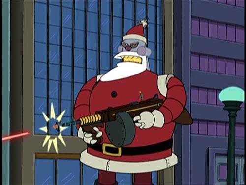 Futurama Christmas Episodes.A Tale Of Two Santas Futurama Wiki Fandom Powered By Wikia