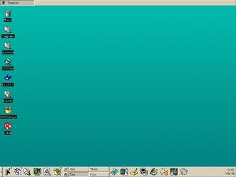 KDE 1.0