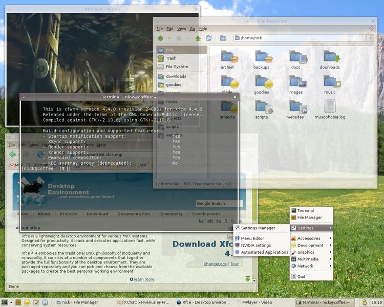 Xfce | Linux Wiki | FANDOM powered by Wikia