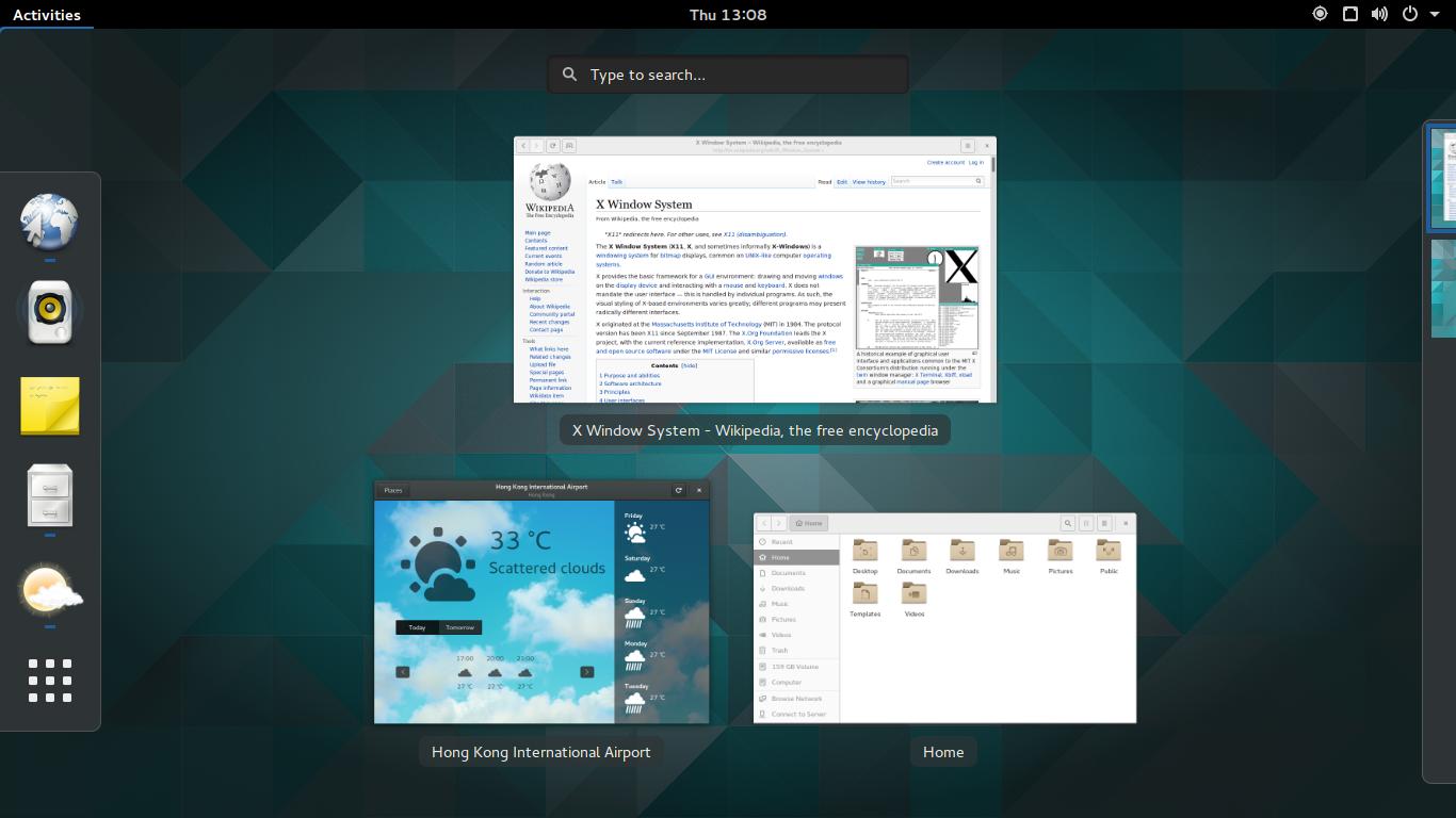 Gnome Shell | Linux Wiki | FANDOM powered by Wikia