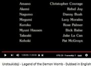 DemonWombEnglishCredits