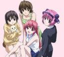 List of Elfen Lied characters