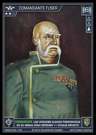028 Comandante-Fuser
