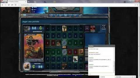 Partida de Enadrya Online Beta