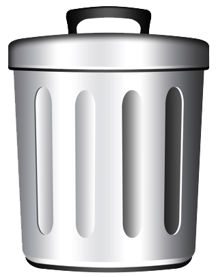 File:Garbage bin icon.png