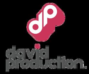 David production logo-vert