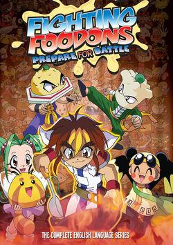 Fighting Foodons