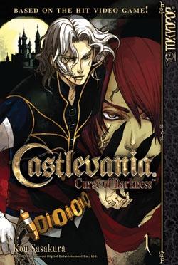Castlevania manga