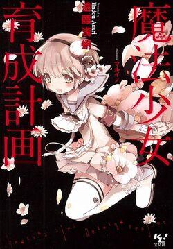 Mahou Shoujo Ikusei Keikaku Light Novel
