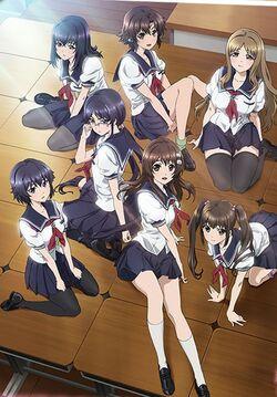 Photo kano anime
