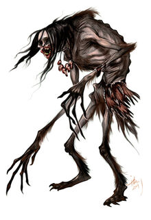Wendigo by tiffanyturrill-d7opvqf