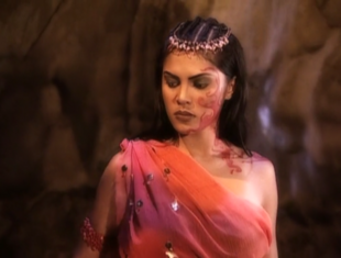 <center>Lavanea as she first appeared in episode 150 (Book 1)