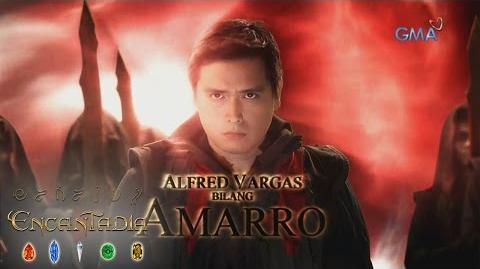 WATCH- Alfred Vargas bilang Amarro sa Encantadia
