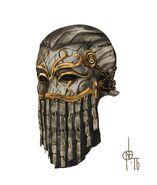LilaSari Mask
