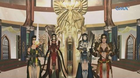 Encantadia- The fully animated journey