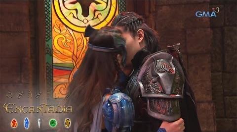 Encantadia Teaser Ep. 137 YbrAmihan's kiss