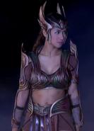 Danaya tri-armor