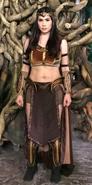 LilaSari Sapiryan combat