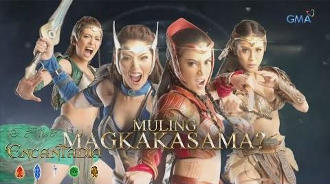 Encantadia Teaser Ep. 94- Ang pagsasanib puwersa ng mga Sang'gre