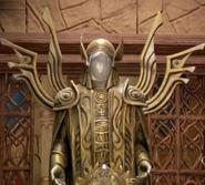 Emre statue