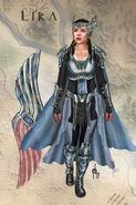 Lira Blue Armor Concept 2