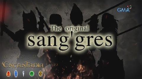 GMA Full Eps The Sang'gres