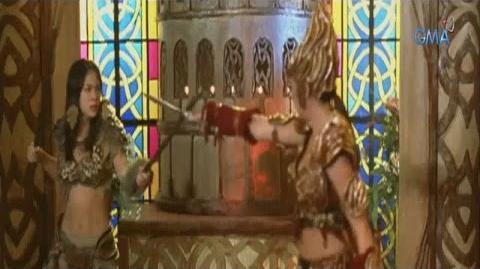 Mulawin VS Ravena Trivia Ang gumanap na Danaya sa 'Mulawin The Movie'