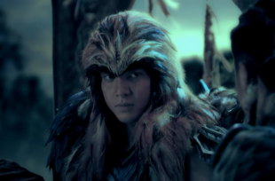 <center>Lakan as he appeared in the series