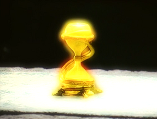 <center>The Golden Hourglass in the 2005 series