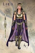 Lira Book 1 Armor Concept
