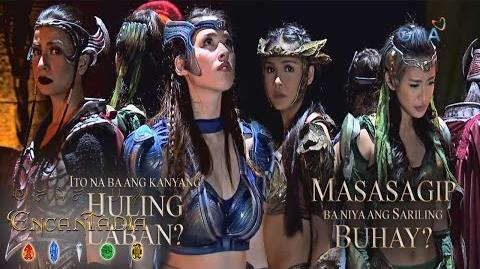 Encantadia Teaser Ang mamamaalam na Sang'gre