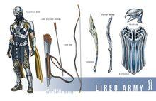 Image Lireo Army Gear