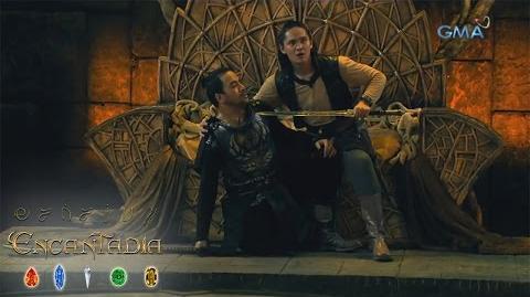 Encantadia- Agawan sa trono ng Sapiro