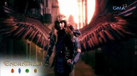 Encantadia- Alden Richards is Lakan