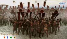 Hathoria army
