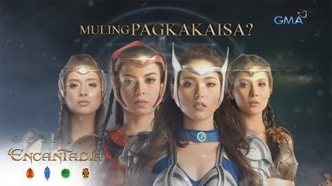 Encantadia Teaser Ep. 86- Ang pagkakaisa ng mga Sang'gre