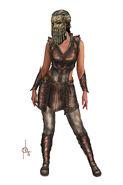 LilaSari Gladiator