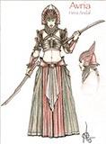 Avria 2006 Armor Design Concept