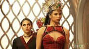 Pirena learns that Alena is back
