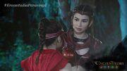 Pirena talks to Luna about Hagorn