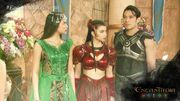 Pirena and Hitano brings bad news