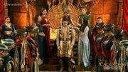 The Coronation of Ybrahim as King of Sapiro