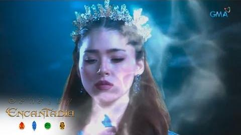Encantadia Sangg're Amihan's warrior transformation