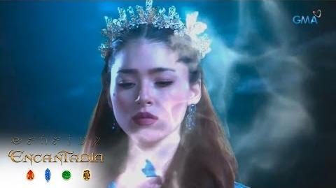 Encantadia Sangg're Amihan's warrior transformation