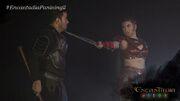 Pirena threatens to kill Asval