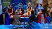 A banquet in honor of the new Sang'gres
