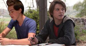 Parker and Trevor
