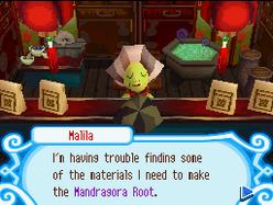 Malila 1