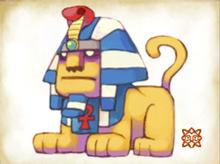 The Sphinx Artwork