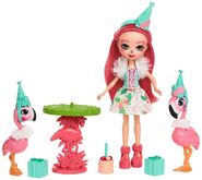 Doll stockphotography - Lets Flamingle II